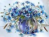 ZXXGA Pintura Diamante 5D_Margarita Diamond Painting 30x40cm_estrás Bordado,Punto de Cruz,Suministros artísticos decoración de Pared