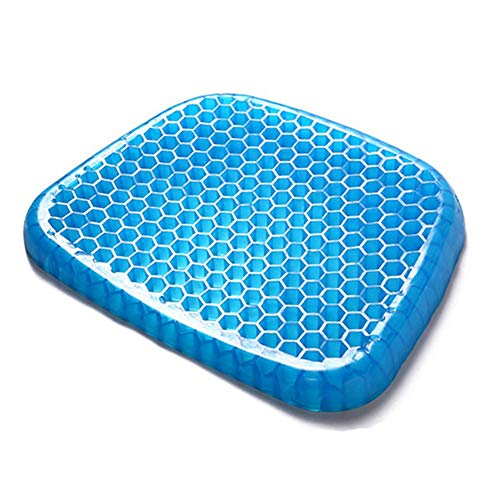 TUANTALL Cushion Pain Relief Seat Cushion Ice Cushion Gel Cooling Mat Car Seat Cushion Seat Cushions For Chairs Office Accessories Office Chair Cushion