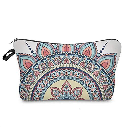 Sloth Cosmetic Bag Waterproof Printing Swanky Turtle Leaf Toilet Bag Custom Style for Travel 50965