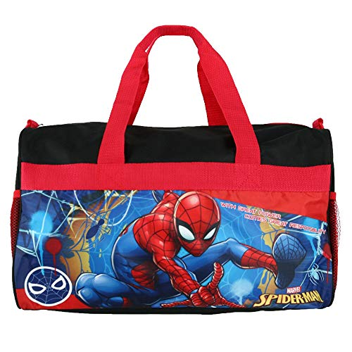 Marvel Spiderman 18' Carry-On Duffel Bag