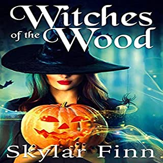 Witches of the Wood     A Cozy Witch Mystery              By:                                                                                                                                 Skylar Finn                               Narrated by:                                                                                                                                 Stacy Gonzalez                      Length: 12 hrs and 20 mins     2 ratings     Overall 5.0