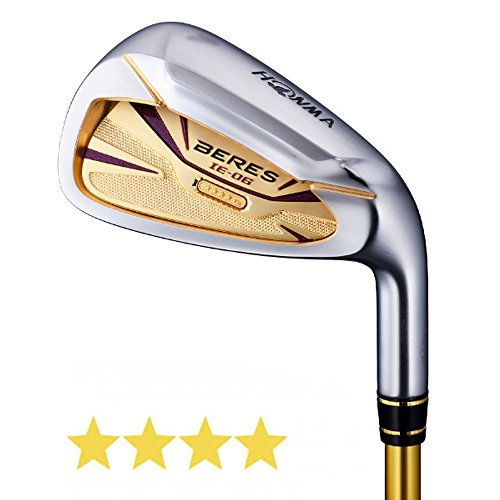 Learn More About HONMA Women Beres IE-06 Iron Set RH 6-11, SW Graph Lady