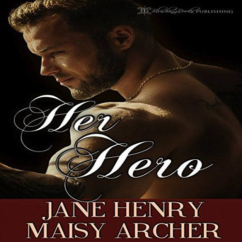 Her Hero audiobook cover art