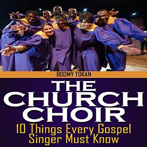 The Church Choir audiobook cover art