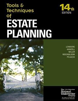Paperback Tools & Techniques Estate Planning (Tools & Techniques) Book