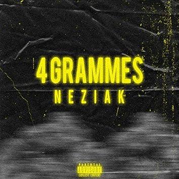 4 grammes