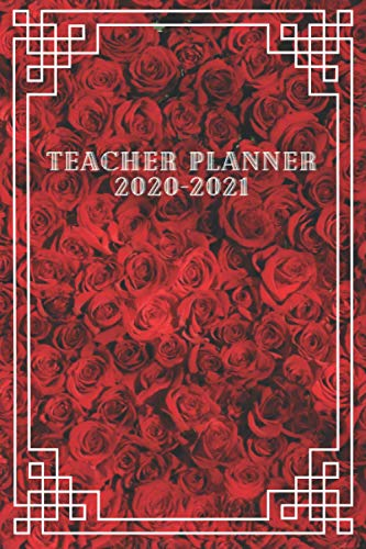 Teacher Planner 2020-2021: Boom At the Time of Distress