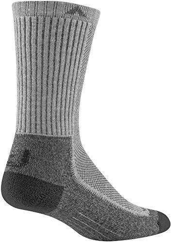 Wigwam Cool-Lite Chaussettes mi-hautes pour homme moyen gris