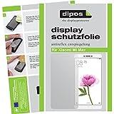 dipos I 2X Schutzfolie matt kompatibel mit Xiaomi Mi Max Folie Bildschirmschutzfolie