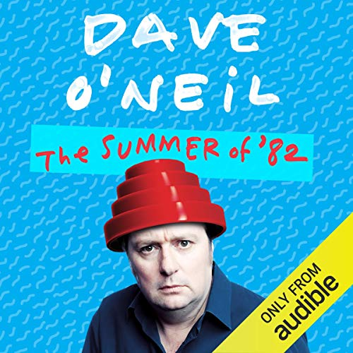 The Summer of '82 cover art