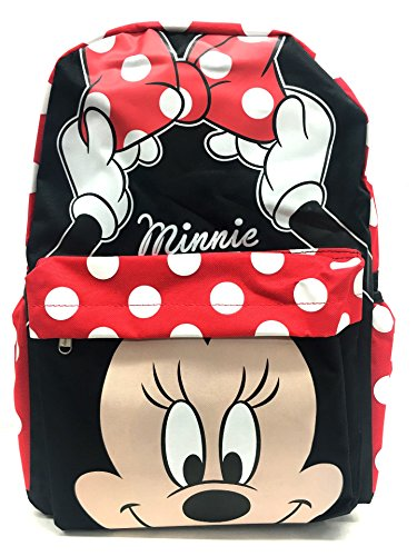 Minnie Mouse 16 inches Large Backpack