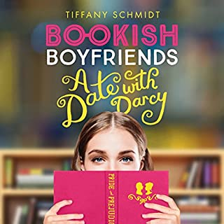 Bookish Boyfriends audiobook cover art