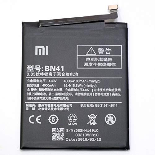 Batería para Xiaomi Mi Redmi Note 4 BN41 4100 mAh nueva