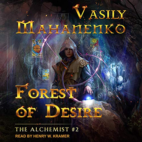 Forest of Desire cover art