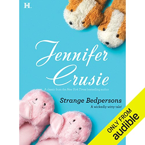 Strange Bedpersons audiobook cover art