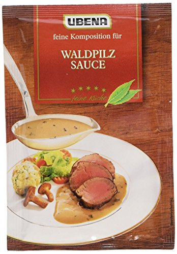 Ubena Waldpilz Sauce (1 x 25 g)