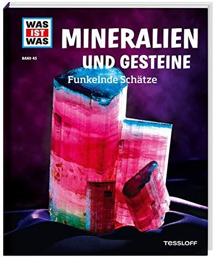 WAS IST WAS Band 45 Mineralien und Gesteine. Funkelnde Schätze (WAS IST WAS Sachbuch, Band 45)
