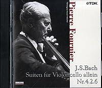 J.S.バッハ:無伴奏チェロ組曲第4 2 6番
