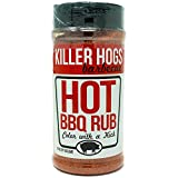 Killer Hogs Hot BBQ Rub 16 Ounces
