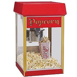 Gold Medal 2404Red Fun pop 4oz. popcorn popper