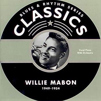 Blues & Rhythm Series Classics - Willie Mabon 1949-1954