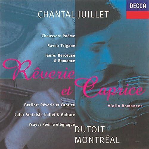 Chantal Juillet, Orchestre Symphonique de Montréal & Charles Dutoit