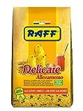 RAFF Delicate Allevamento 500 GR con Uovo E Miele per Uccelli GRANIVORI