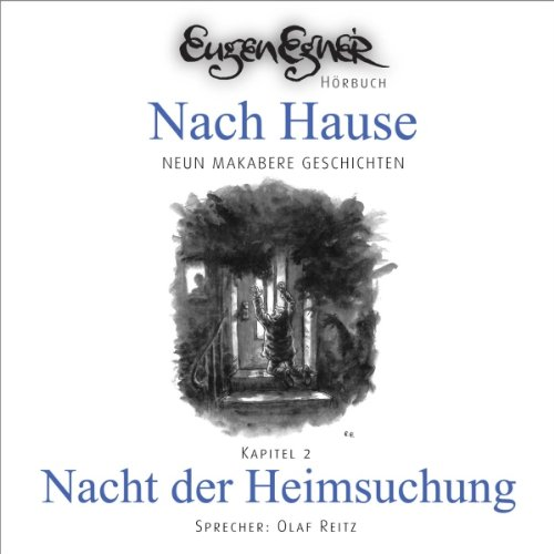 Nacht der Heimsuchung audiobook cover art
