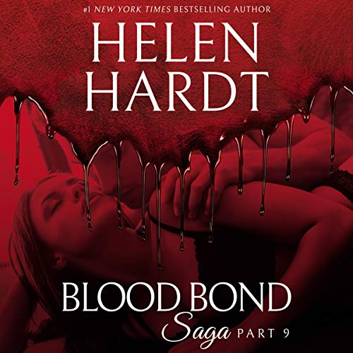Blood Bond: 9 audiobook cover art