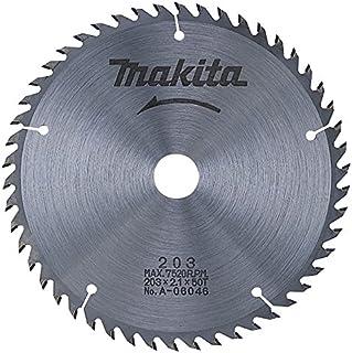 マキタ(Makita) チップソー 一般木工用 外径203mm 刃数50T (マルノコ盤・パネルソー用) A-06046