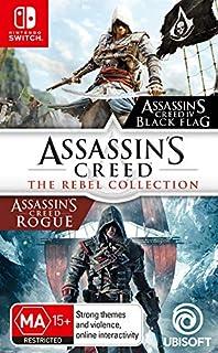 Assassins Creed Rebel Edition - Nintendo Switch (B07XSZHGM5)   Amazon price tracker / tracking, Amazon price history charts, Amazon price watches, Amazon price drop alerts