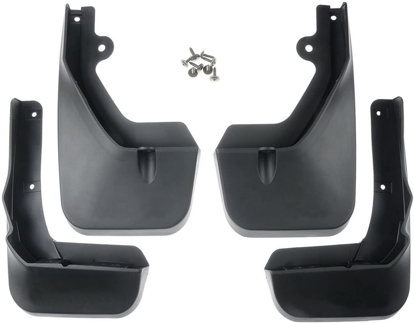 Colorado Springs Mall HJCS 4pcs Manufacturer regenerated product Mud Flaps Guards for RX Lexus RX200T RX350 RX450h