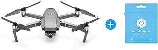 DJI Mavic 2 Zoom Drone Quadcopter with DJI Care Refresh Combo Bundle