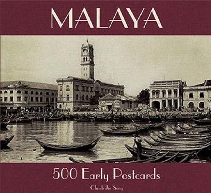 Malayan: 500 Early Postcards