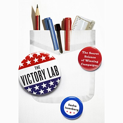 The Victory Lab audiobook cover art