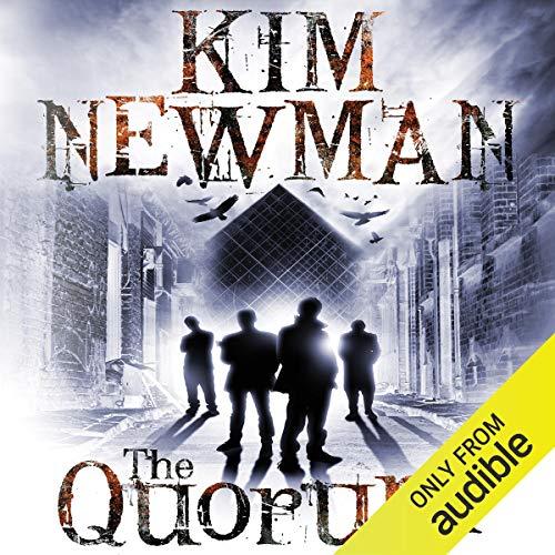 The Quorum audiobook cover art