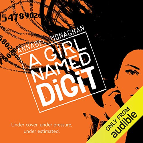 A Girl Named Digit audiobook cover art