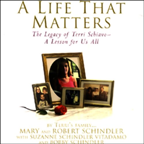 A Life That Matters audiobook cover art