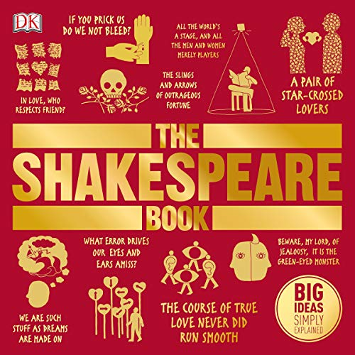 The Shakespeare Book cover art