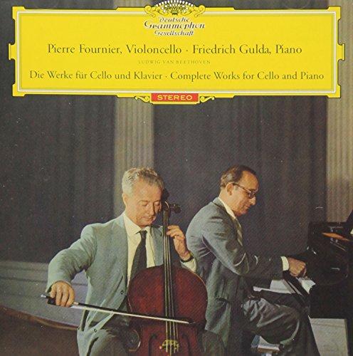 ベートーヴェン:チェロ・ソナタ全曲