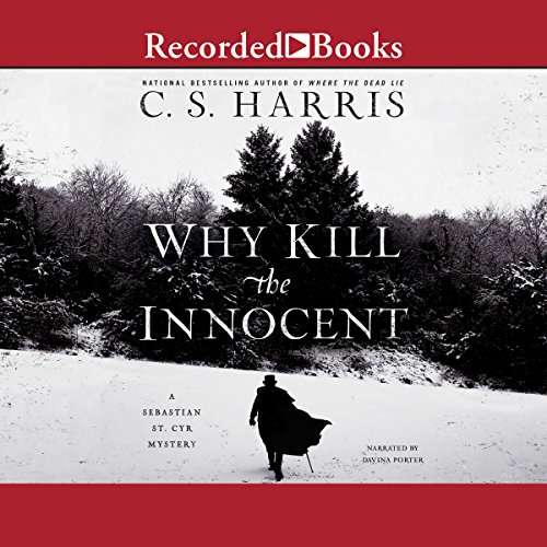 Why Kill the Innocent audiobook cover art