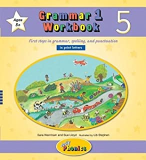 Grammar 1 Workbook 5 (in Print Letters)