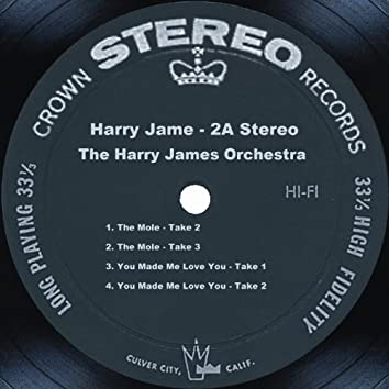 Harry James - 2A Stereo