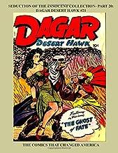 Seduction Of The Innocent Collection - Part 20: Dagar Desert Hawk #21: The Comics That Changed America