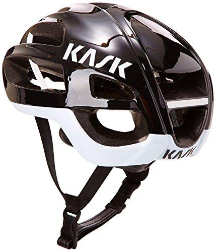 Kask Helm protone Umfang 52-58 cm, schwarz/Weiß, M