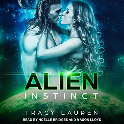 Couverture de Alien Instinct