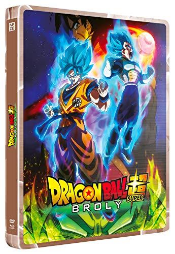 Dragon Ball Super Broly-Golden Box Steelbook [Combo Blu-Ray + DVD]