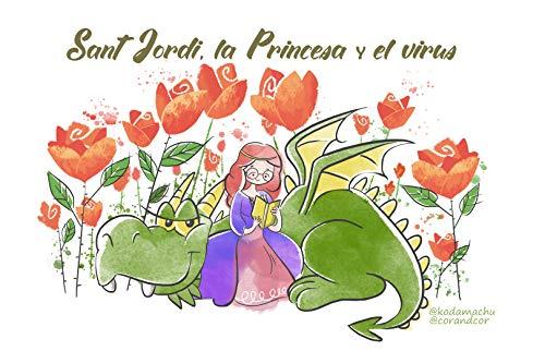 San Jorge la Princesa y el Virus eBook: CorAndCor, Sam Noelia, Verónica Pérez, Kodamachu: Amazon.es: Tienda Kindle