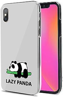 Huawei P40 Pro 5G ケース カバー スマホケース ハード TPU 素材 おしゃれ かわいい 耐衝撃 花柄 人気 全機種対応 怠惰なパンダ かわいい アニメ アニマル 9795626