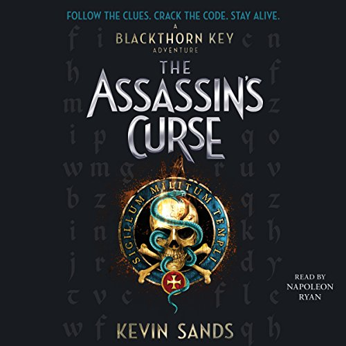 The Assassin's Curse audiobook cover art